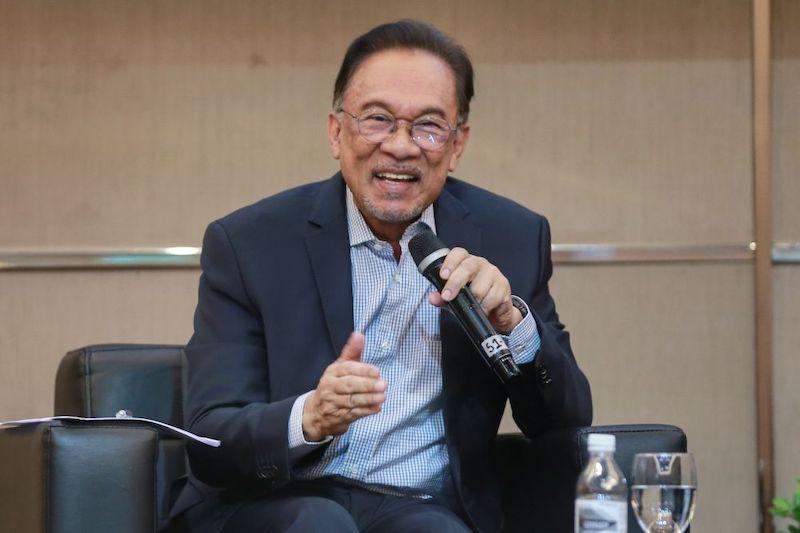 Hasil kaji selidik, Anwar Ibrahim dipilih netizen untuk jadi PM ke-9