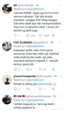 Netizen Puas Hati Lihat P0lis Berteg4s H4lang Ahli Parl1men Rentas Negeri