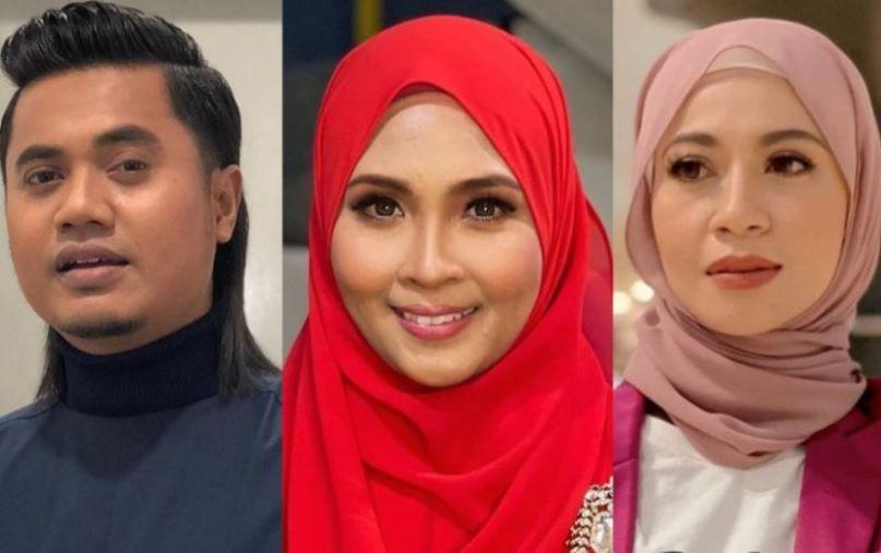 """Siti Nordiana enggan diam diri, lapor polis difitnah Lan Solo dan Syura Badron - """"Dah tak boleh sabar, lama dah dengar ura-ura ini"""""""