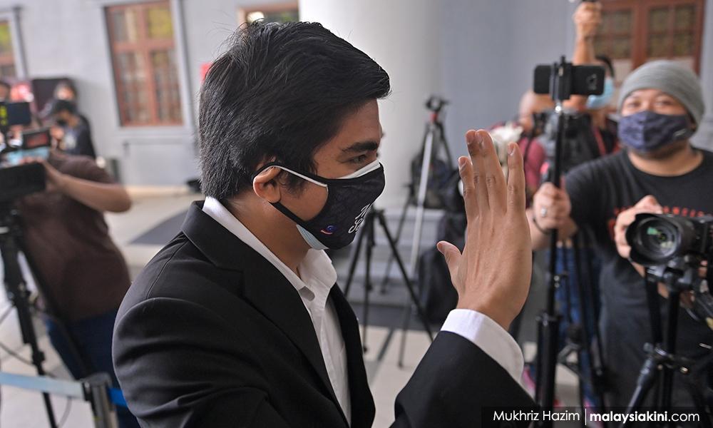 Syed Saddiq dituduh salah guna RM1.12 juta dana Bersatu