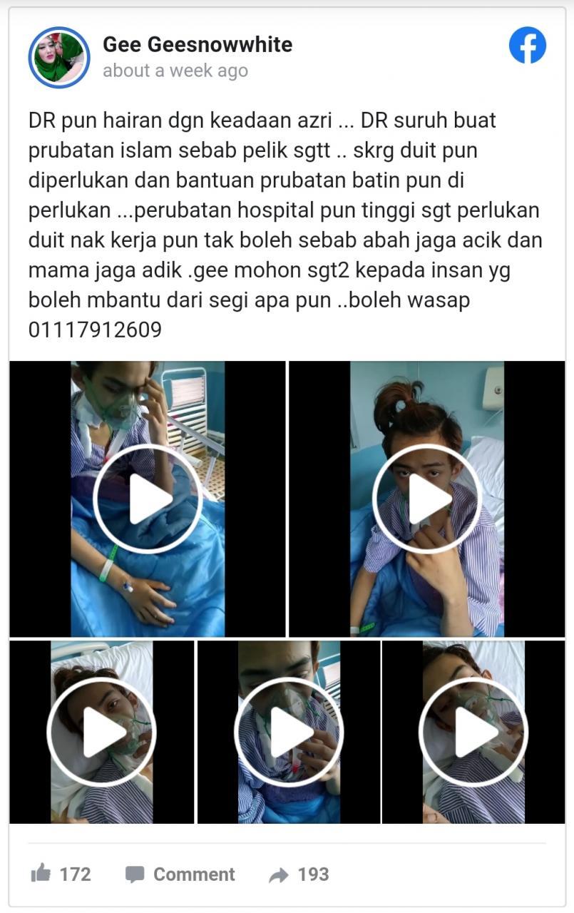 Video: Ibu buntu dua anak derita disihir, dirasuk panjat dinding sampai kena ikat
