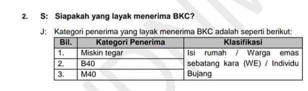 Bulan Ogos ini Kerajaan masukkan RM200 utk Bujang, dan utk Brkhwin Akan Menerima Sebanyak..