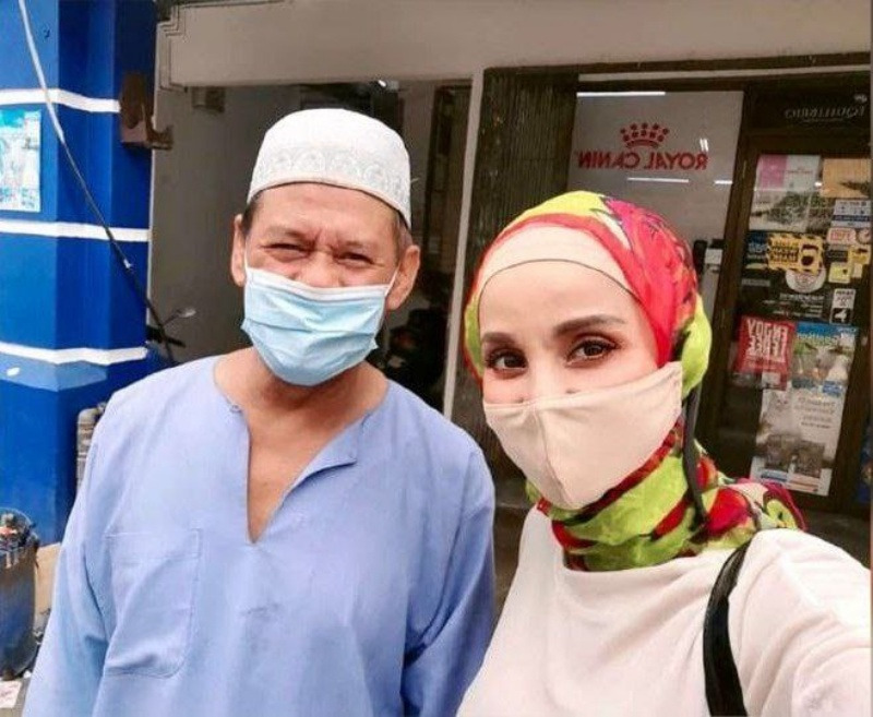 Pelakon veteran Harun Hashim dan isteri terlantar sakit, mohon bantuan bayar sewa rumah