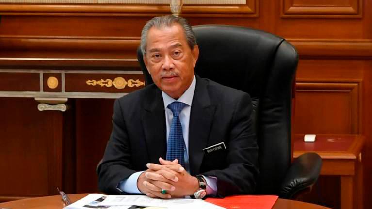 Perdana Menteri dijangka serah surat letak jawatan kepada Agong esok -Menteri PN