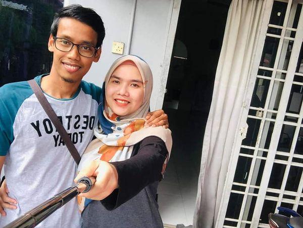 Suami Temui Ajal Selepas Sehari Isteri DiSahkan Hamil