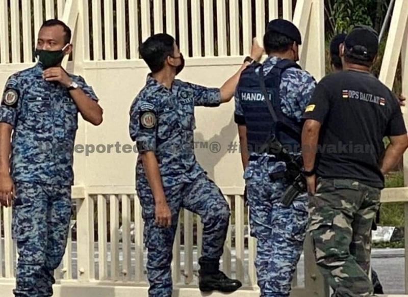 Tembak diri sendiri, anggota TUDM maut selepas tembak 3 rakannya