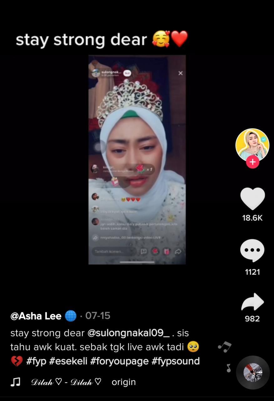 Video: Dah siap berinai, gadis menangis bakaI suami hiIang di hari pernikahan buat netizen sebak