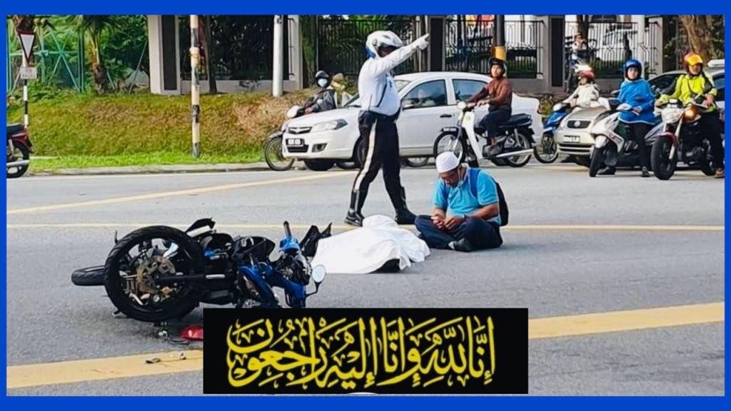 Berasa Tidak Sedap Hati, Lelaki ini Terkejut Melihat Mngsa KmaIangan ini dan Terus Bacakan Quran