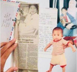Sudah 25 Tahun Berlalu, Sayalah Baby Usia 10 Hari Ditinggalkan Di Bus Stesen Tahun 1996